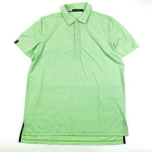 Ralph Lauren RLX Mens Large Polo Shirt Green New